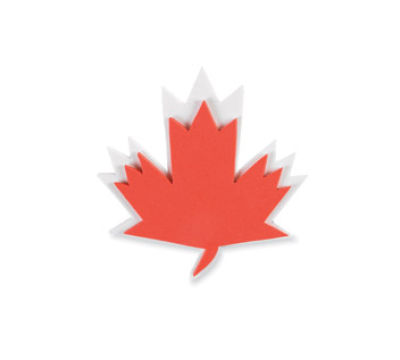 CANADA: Maple Leaf